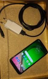 Moto G7 play(passo cartão em 4x)