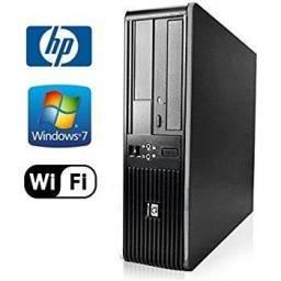 Computador Hp core 2 duo 3.0 +2gigas + hd 80 *Mega Promoção