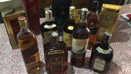 Whisky Label Logan Old Parr