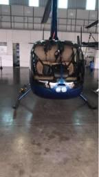 Helicóptero Robinson R66 2013 único dono - 2013