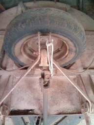 Roçadeira de pneu