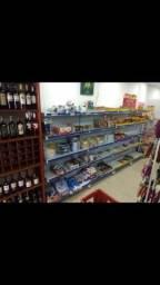 Gôndolas para supermercado ou padaria