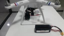 Drone FreeX com maleta