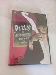 Dvd Pitty - (Des) Concerto Ao Vivo