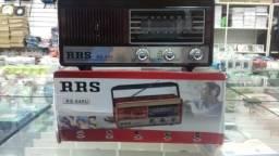 Rádio Estilo Retrô RRS
