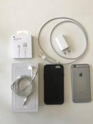 IPhone 6 16gb completo na caixa