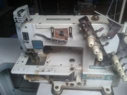 Elastiqueira e máquina de corte