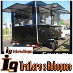 COMÉRCIO FOOD ( PRONTO ENTREGA ) TRAILERS i9 PRONTO ENTREGA TRAILER (51-34698961/981320038