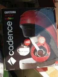 Cafeteira Single Colors Cadence Vermelha