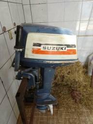 Motor Suzuki 16 HP - 1986