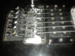 Guitarra Golden canhota micro afinação