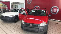 FIAT STRADA 2019/2020 1.4 MPI HARD WORKING CD 8V FLEX 3P MANUAL - 2020
