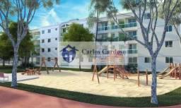 Venda ou Aluguel - Palm Village - Aparto de 3 e 2 quartos - Porto de Galinhas - flat