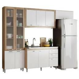 Kit de cozinha Toscana compacta marca Multimóveis