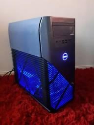 Usado, CPU Dell Inspiron 5675 Ryzen 3 1200 8gb Rx560 1Tb com plástico no gabinete ainda comprar usado  Rio de Janeiro