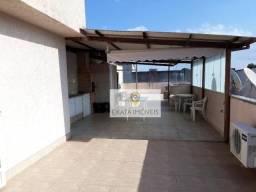 Cobertura 03 quartos, Parque Zabulão/Centro, Rio das Ostras