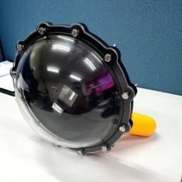 Dome Acryflon (para Gopro H3+ e H4)