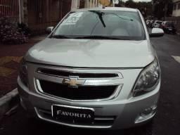 Chevrolet Cobalt LTZ 1.8 Automático com GNV Injetado - 2014