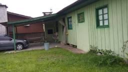 Terreno com casa em itapoá-sc