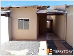 Casa à venda com 2 dormitórios em Jardim primavera 1ª etapa, Anápolis cod:CA00135