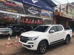 Nova S10 LTZ 2.8 dupla diesel 4x4 Aut - 2017