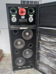 Vendo uma geladeira de som