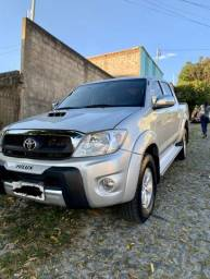 Hilux SRV 2011 3.0 4x4 diesel - 2011