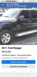 Vendo Ranger 2011 30.000 - 2011