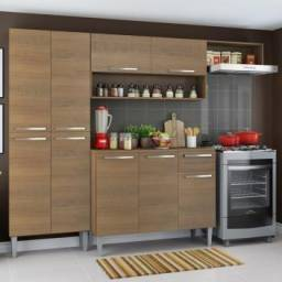Imperdíve!!! Cozinha Completa Rustic com armário e Balcão por somente (Novo)