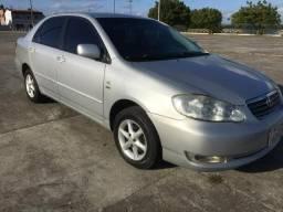 Corolla XLI 1.6 automático - 2007