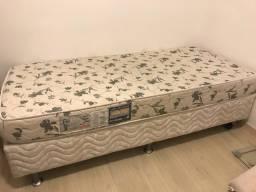 Colchão + Box Solteiro - Ortobom