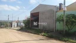 Pavilhão para alugar, 250 m² por r$ 2.200,00/mês - aparecida - alvorada/rs