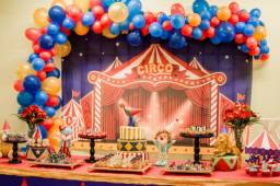 Decoração circo