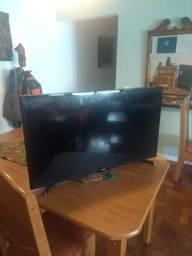 Tv Samsung 40 polegadas K4 com defeito