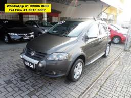 VW Crossfox 1.6 Flex 2009 Completo (palio sandero uno up gol fit civic) - 2009