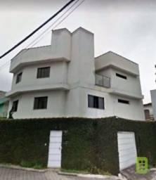 Casa à venda com 3 dormitórios em Vila scarpelli, Santo andré cod:GA5287