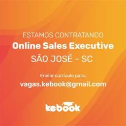 Online Sales Executive - Presencial
