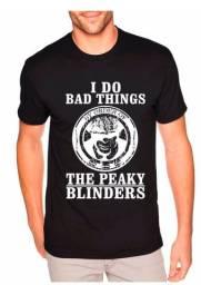 Blusa Peaky Blinders diversas cores e tamanhos ( aceitamos cartão)