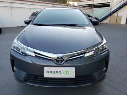 Toyota Corolla XEI 2.0 Flex 36.000KM Completo Bco Couro Rodas 17 Raridade