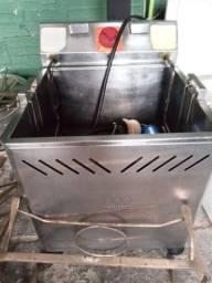 Fritadeira elétrica água e óleo 18l