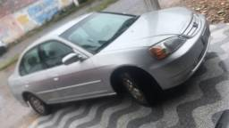 Civic com GNV