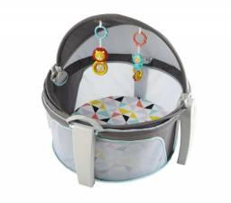 Cabaninha/Berço (Nova) Portátil Fisher Price Tipo Moisés do Bebê