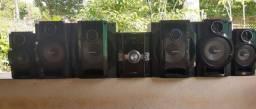 vendo Mine sistem Panasonic AK970