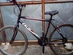 Bicicleta Caloi aro 26 aluminium aceito oferta