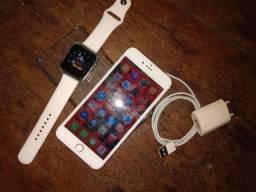iPhone  mais smartwatch