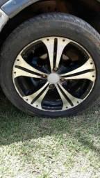 V ou T esses aros por aros 13 com pneus