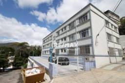 Apartamento com 1 dormitório para alugar, 38 m² por R$ 555,00/mês - Vila Muqui - Teresópol