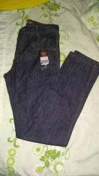 Calça Jeans Masculina T.36