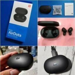Fone Bluetooth redmi airdots /earbuds -Lacrado -100% original é so aqui na Ritech!