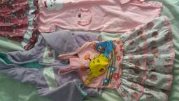 Roupas bebe menina